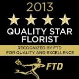 FTD Quality Star For 2013